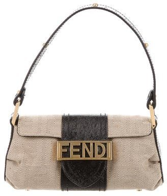 FendiFendi Mini Shadow Zucca Bag