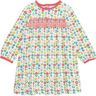 Boden Mini Pretty Smocked Jersey Dress