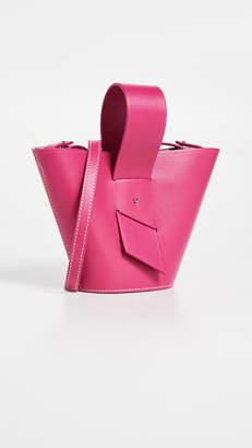 Carolina Santo Domingo Amphora Mini Adjustable Crossbody Bag