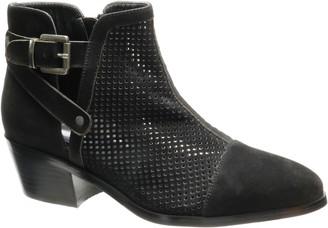 David Tate Nubuck Leather Booties - Prize