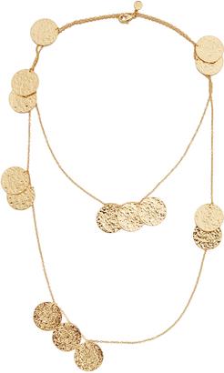 Gorjana Faye Wrap Necklace $115 thestylecure.com