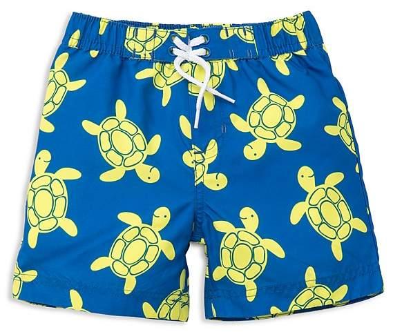 Boys' Turtle Swim Trunks - Baby