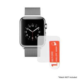 Mgear Apple Watch 42mm Tempered Glass Screen Protector