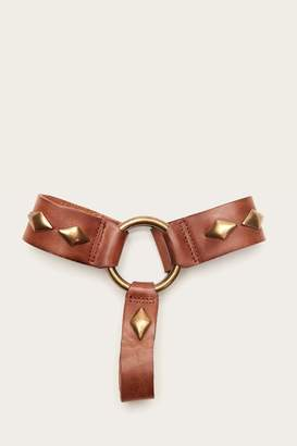 Frye Removable Diamond Stud Harness