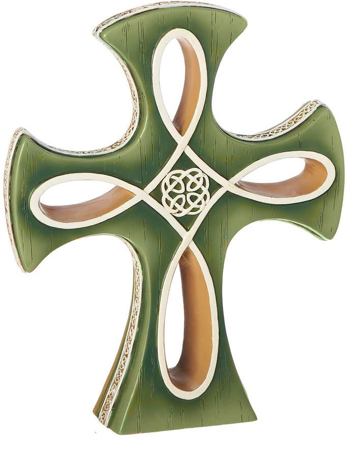 8'' Irish Cross Decor