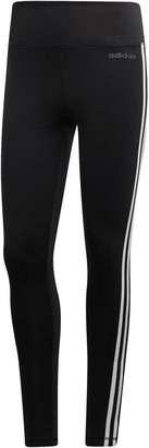 adidas Womens Designed to Move Climalite 3 Stripes 7/8 Tight