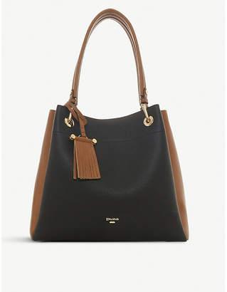 1d3d15ba5777 Dune Dolee faux-leather tote bag