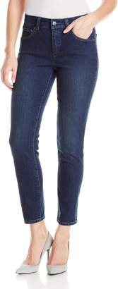 Miraclebody Jeans Women's Angie 5 Pocket Skinny 28 Inch Ankle Jean