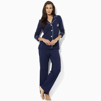 Ralph Lauren Cotton Jersey Pajama Set