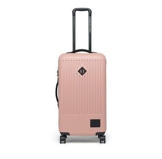 Herschel TRADE MEDIUM HARD SHELL LUGGAGE - ASH ROSE