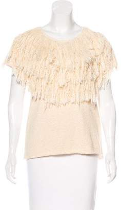 Ulla Johnson Idra Fringe Top w/ Tags