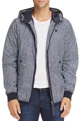 G Star Whistler Hooded Jacket