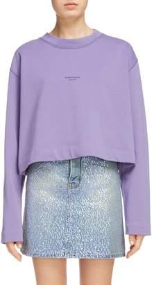 Acne Studios Odice Crop Sweater