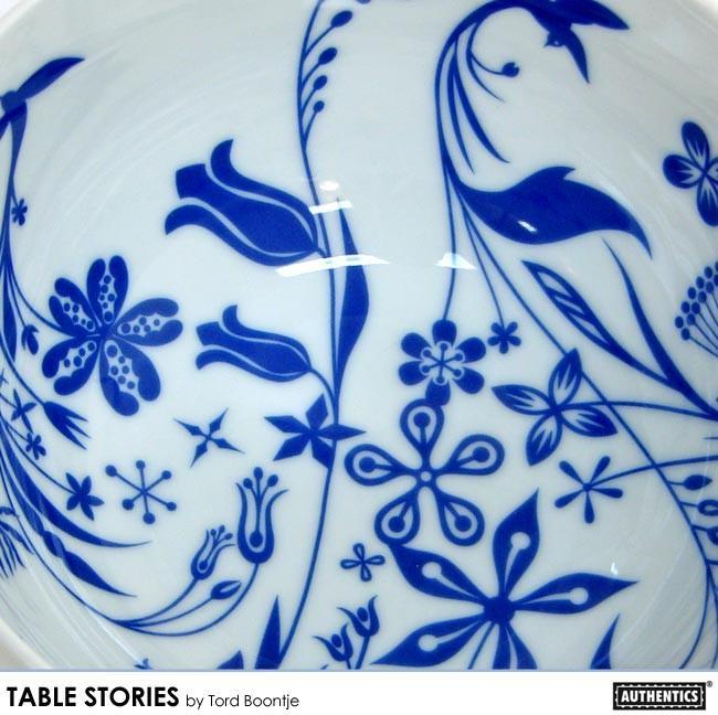 Authentics -table stories - fine porcelain dishes and crystal by tord boontje for authentics