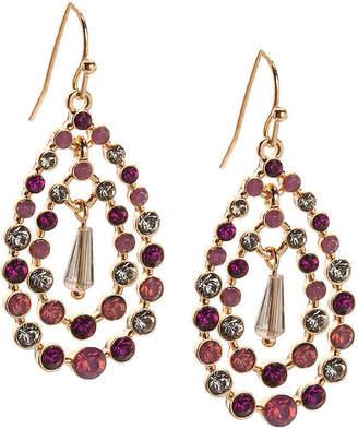 Kelly & Katie Gem Teardrop Drop Earrings - Women's