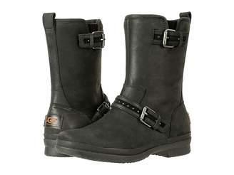 71b536538d6 UGG Black Studded Women's Boots - ShopStyle