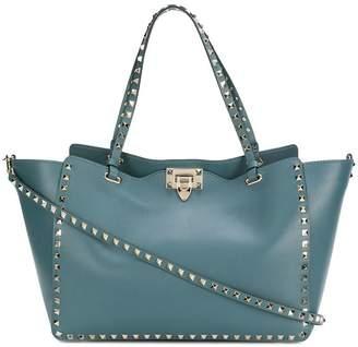 Valentino studded tote bag