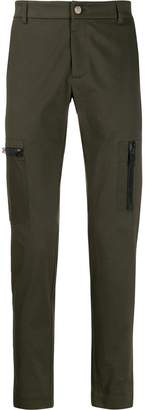 Les Hommes Urban zip pocketed trousers