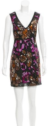 Tracy Reese Shift Sequined Dress $125 thestylecure.com