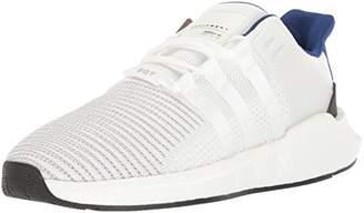 adidas Men's EQT Support 93/17 Running Shoe White/Black