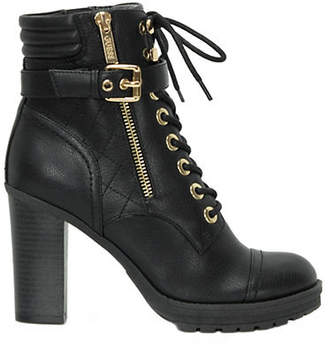 GUESS Jaimey Leather Booties