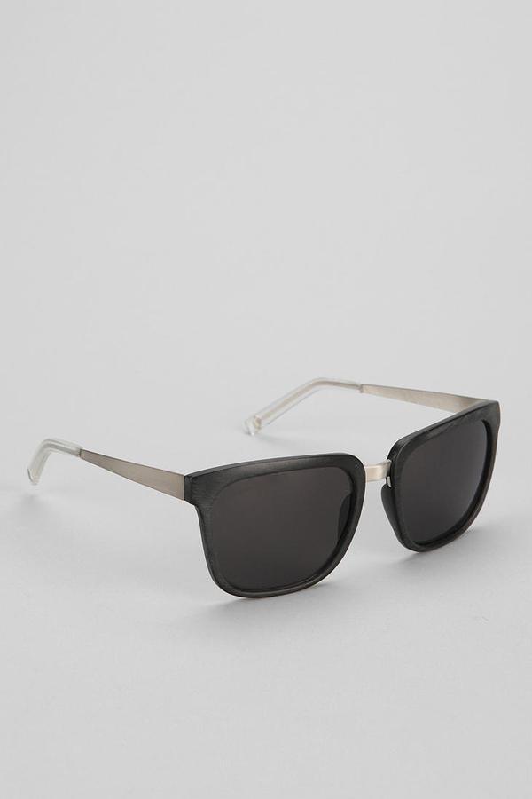Cheap Monday Metal Bridge Square Sunglasses