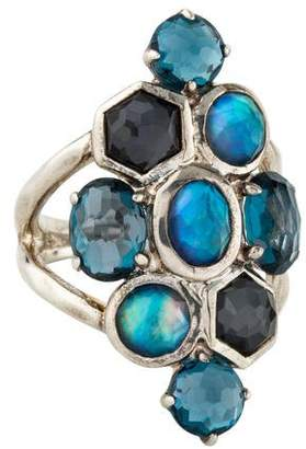 Ippolita Mother of Pearl & Multistone Rock Candy Ring
