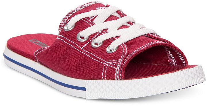 Converse Shoes, All Star Cutaway Evo Slide Sandals