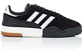 adidas by Alexander Wang Men's BBall Soccer Suede Sneakers-Black