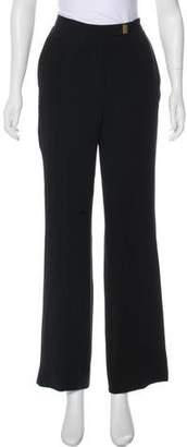 Lanvin High-Rise Wide-Leg Pants w/ Tags
