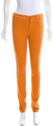 MM6 MAISON MARGIELA MM6 Maison Martin Margiela Mid-Rise Skinny Jeans w/ Tags