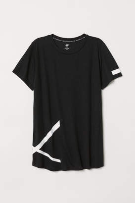 H&M Sports Top - Black