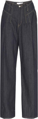 Tre By Natalie Ratabesi The Kyanite High-Rise Jeans