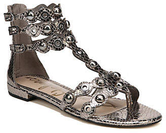 Sam Edelman Desi Leather Gladiator Sandals