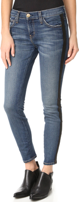 Current/Elliott The Tuxedo Stiletto Jeans $298 thestylecure.com