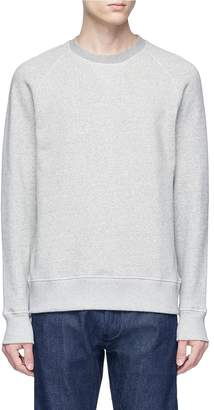 Denham Jeans Jason Collection French terry sweatshirt