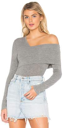 BCBGMAXAZRIA Knit Bodysuit