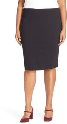 Vince Camuto Ponte Knit Skirt