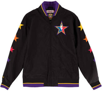 Mitchell & Ness Men's Nba All Star 2004 Event Inspired Warm Up Jacket