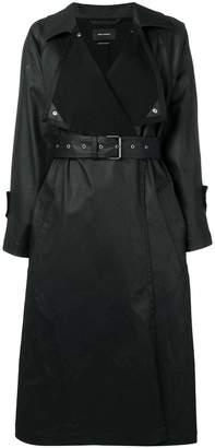Isabel Marant structured raincoat