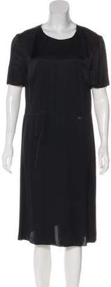 Chanel Midi Sheath Dress