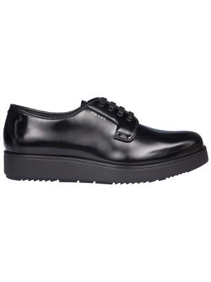 Prada Formal Lace-up Shoes