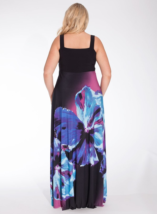 IGIGI Phyllis Plus Size Maxi Dress
