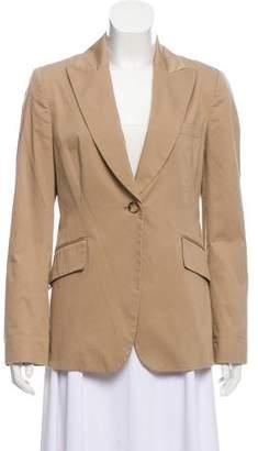 Burberry Long Sleeve Tailored Blazer
