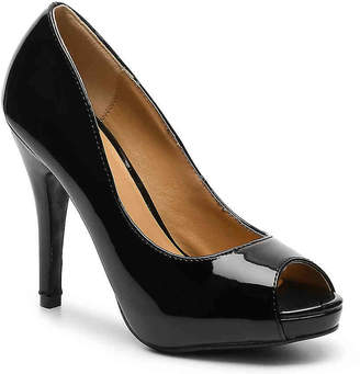 Journee Collection Lowis Platform Pump - Women's