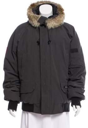 Canada Goose Fur-Trimmed Coat