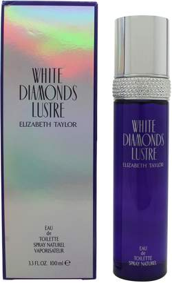 Elizabeth Taylor White Diamonds Lustre Eau De Toilette