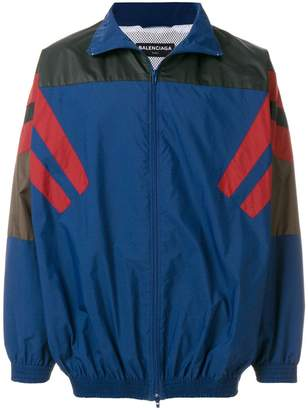 Balenciaga Bal Tracksuit Jacket