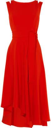 Karen Millen Asymmetric Belted Dress