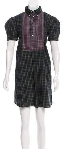 Ralph Lauren Plaid Mini Dress w/ Tags